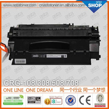 crg-108 for canon cartridges for canon photocopier compatible for canon toner cartridge price