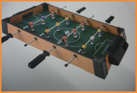 Hot sold Mini Wood Soccer Table Top Game(GYTF01006)
