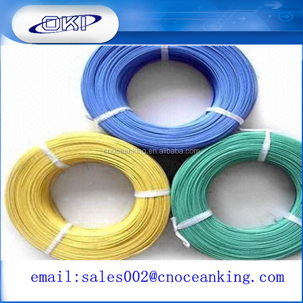 PVC coated iron wire 2.5mm diameter wire with blue color