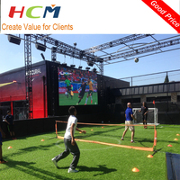 stage background P6 mm full color LED screen for live show/event