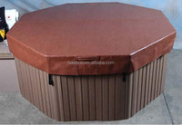 Any people capacity plastic spa bathtub cover