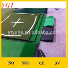 Golf Driving Mat&Commerical Hitting&stance Golf Mats/Carpet For OutDoor Mini Golf/golf driving range tikar karpet