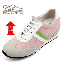 Original China brand factory price elevator women sports shoes/sneaker/football shoes