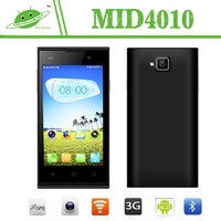 China 3.97inch MTK6572M Dual Core 512MB 4G IPS 3G GPS BT Wifi Smart Phone with HDMI Output