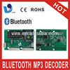 bluetooth mp3 electronic component