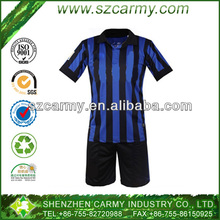 100% polyester cool-dry football shirt maker soccer jersey