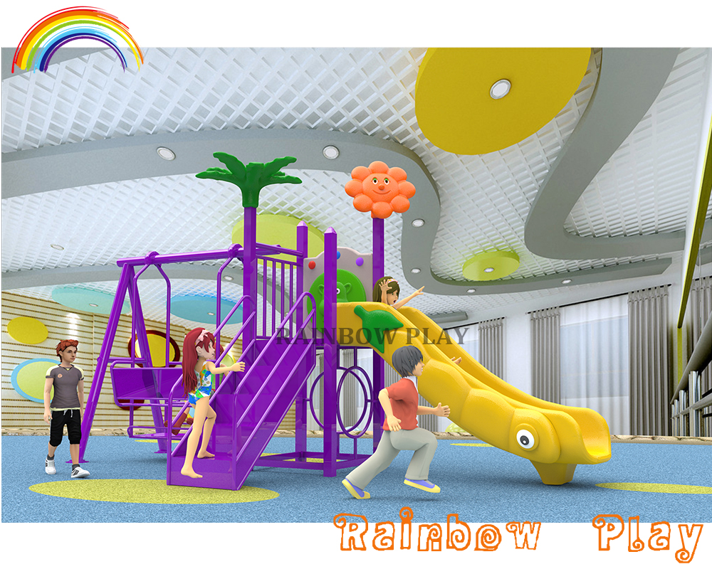hot sale LLDPE material commercial amusement park game zone kids recreational facilities