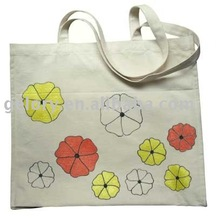 2012 folded canvas gift promotional bag