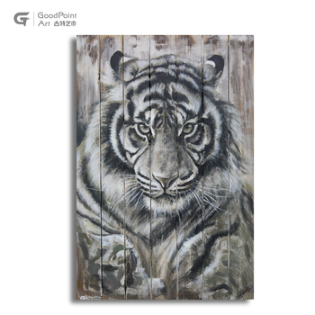 Wood products 2019 handmade painting wall framed crafts art wholesale