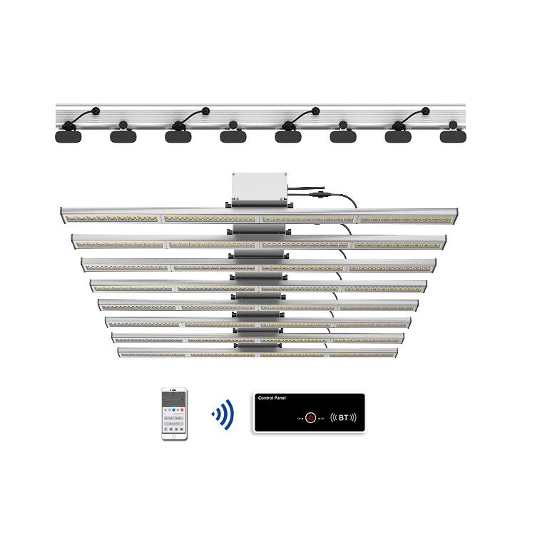 LED UV IR grow light full spectrum 400 watt 640 watt 800 watt LED lights Samsung SK LM561C LM301B 5 years warranty