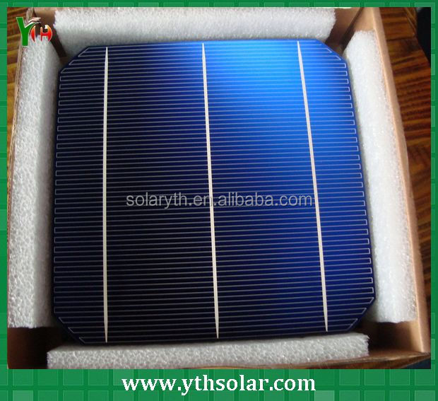 2014 hot selling foto celdas solares made in Taiwan with high efficiency