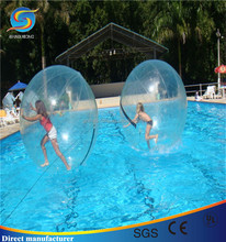 Giant water ball, jumbo water ball, large balls for kids