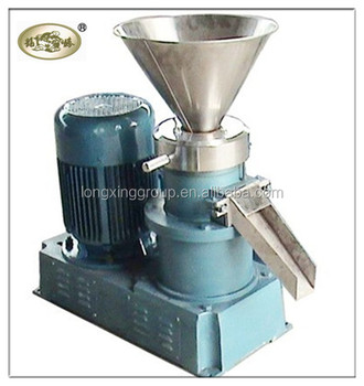 JM Stainless Steel Chilli Sause Colloid Mill