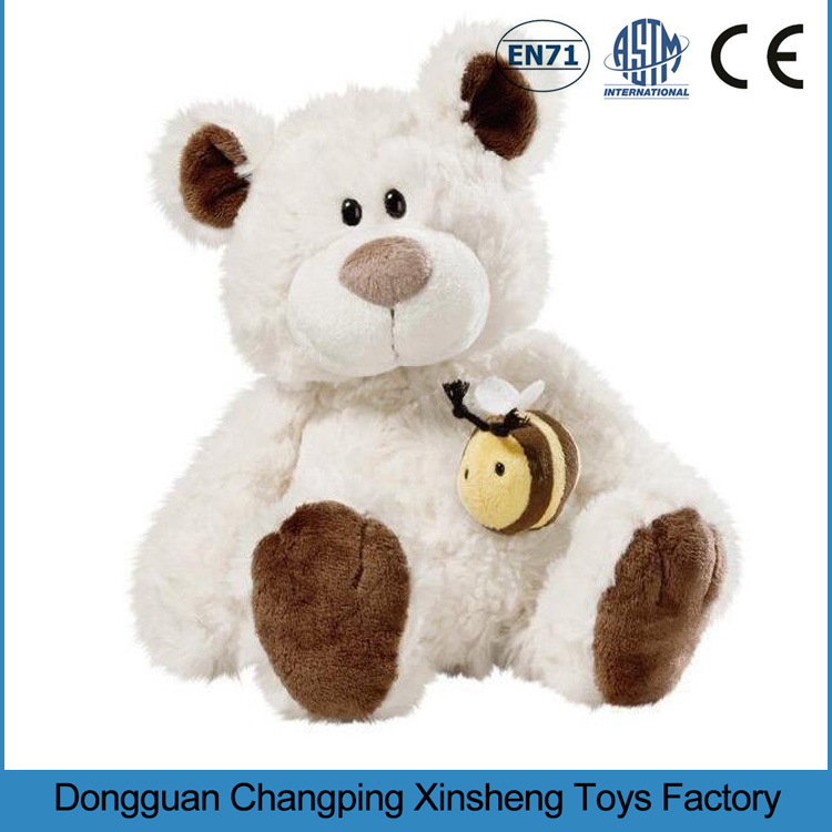 Soft stuffed plush toy animal giant teddy bear