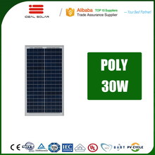 cheap price per watt 25w 30w 40w 12v mono poly monocrystalline polycrystalline silicon solar panel