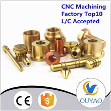 Cnc prototypeing services, inexpensive accurate CNC brass prototype manufacturing