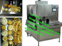 automatic orange peeling machine/orange peeler