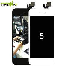 Timeway TIMEWAY Brand new display digitizer for apple iphone 5 5g mobile phone lcd