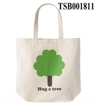 2014 Hot Selling recycle Canvas shopping bags Guangzhou