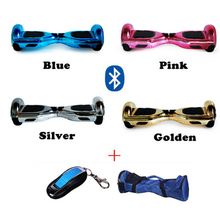 Lithium battery 36V 4.4Ah self balance bluetooth optional 2 wheels electric stand up hoverboard with cheap price