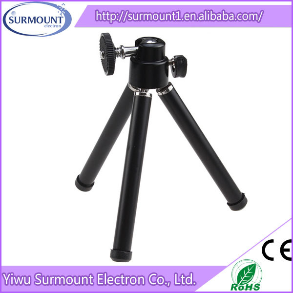 Universal Tripod Stand Holder Camera Tripod Mobile phone mini tripod stand