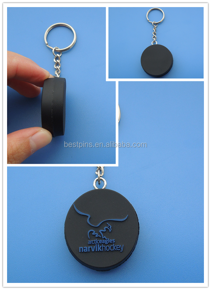 rubber/silicone keychain black tyres tones for tire items promotions 2016