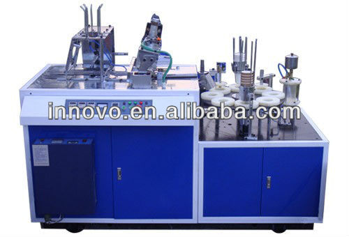 ZX-D automatic disposable paper bowl (cup) making machine/ paper cup machine