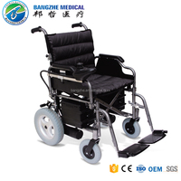 China Oem Manufacturer Portable Electric Wheelchair