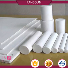 Custom logo white ptfe sheets from China famous supplier