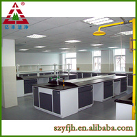 hot sell new type wood or steel attractive appearance highly cost effective school chemical hanson laboratory