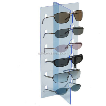 acrylic spectacles glasses display stand glasses display