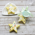 Promotional christmas gift for star shape kids bath bomb