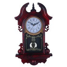 Old fashioned pendulum clocks