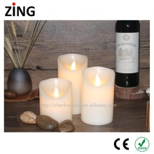Factory wholesale air wick essential oils infusion candle Customized