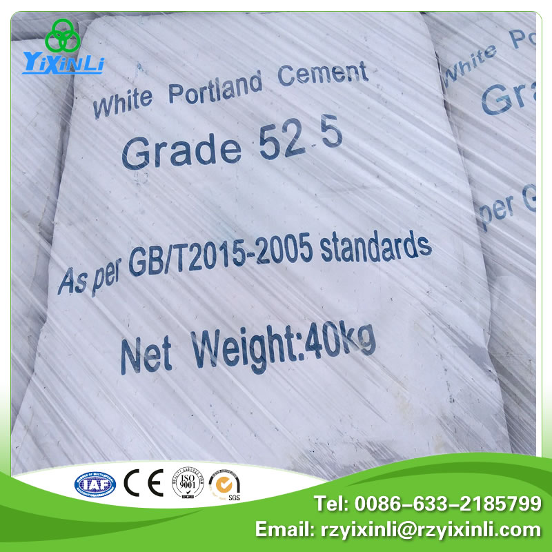 white portland cement 52.5 price