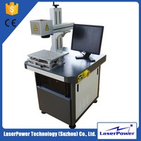 Metal fine marking machine co2 surgical laser machine for metal parts
