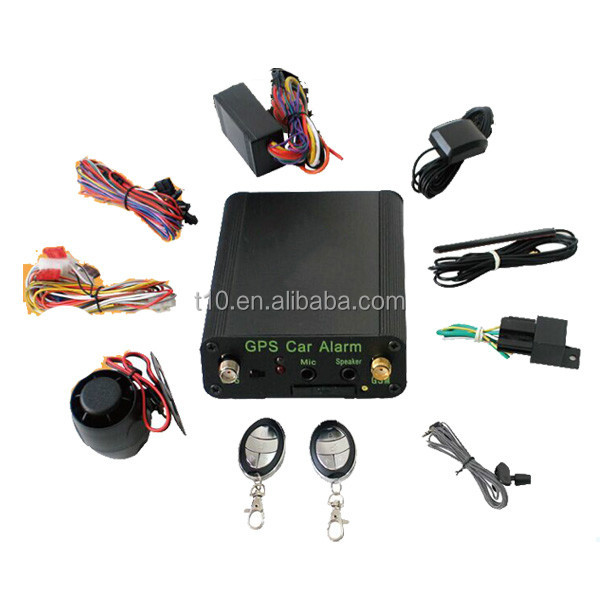 2 way gsm security car alarm systems TK220