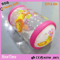 custom Baby Inflatable activity roller toy