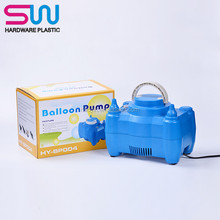 Party Decoration Plastic Electric Balloon Inflator Air Pump