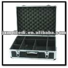Aluminum hair styling tool case
