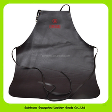 005 High Quality and Durable Black Leather Apron