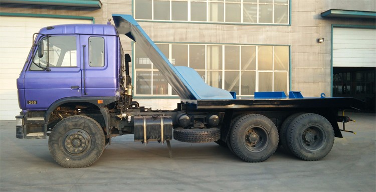 Joda Safe and Reliable 14t Ladle Transport and Tilting Vehicle