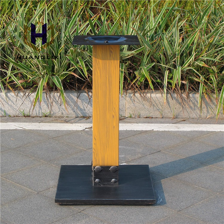 Wholesale table legs online buy best table legs from china wholesalers - Decorative metal table bases ...