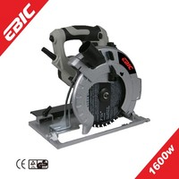 1600W 185mm Mini Electric Wood Cutter For Wood Working