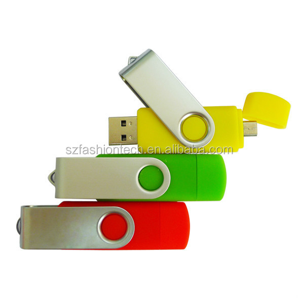 New Arrvial! The Most Convenient OTG USB, Multifunctional Smartphone OTG USB Flash Drive