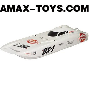 es-1769112H 2.4G rc boat 3 Channels US.1 RTR Remote Control Speed Boat
