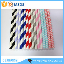 CIQ reusable plastic straws of China National Standard