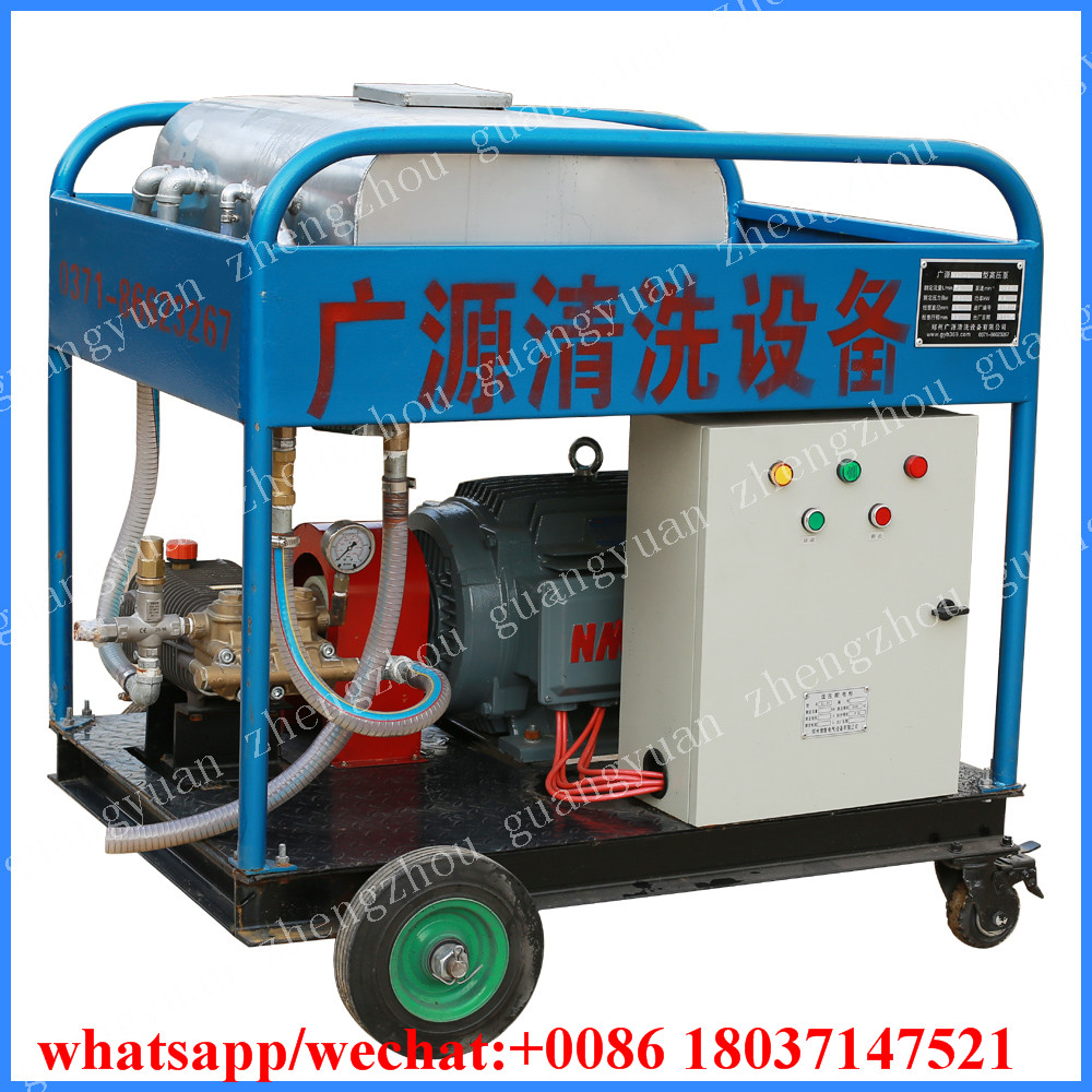 Electric surface high pressure cleaner