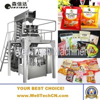 Automatic Filling Weighing Bag-given Packing Machine Doypack Packing Machine