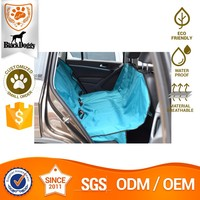 2016 Polyester Dog Pet Car Seat Cover Oem